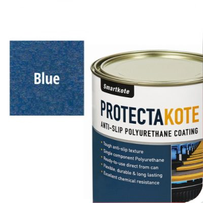 Protectakote Blue Paint