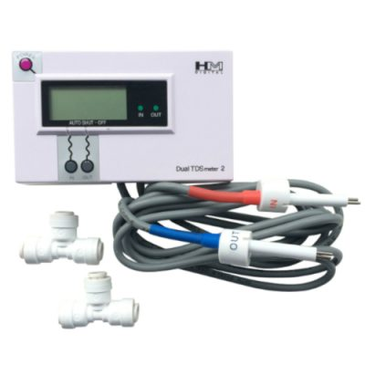 Dual In-Line DM2 TDS Meter